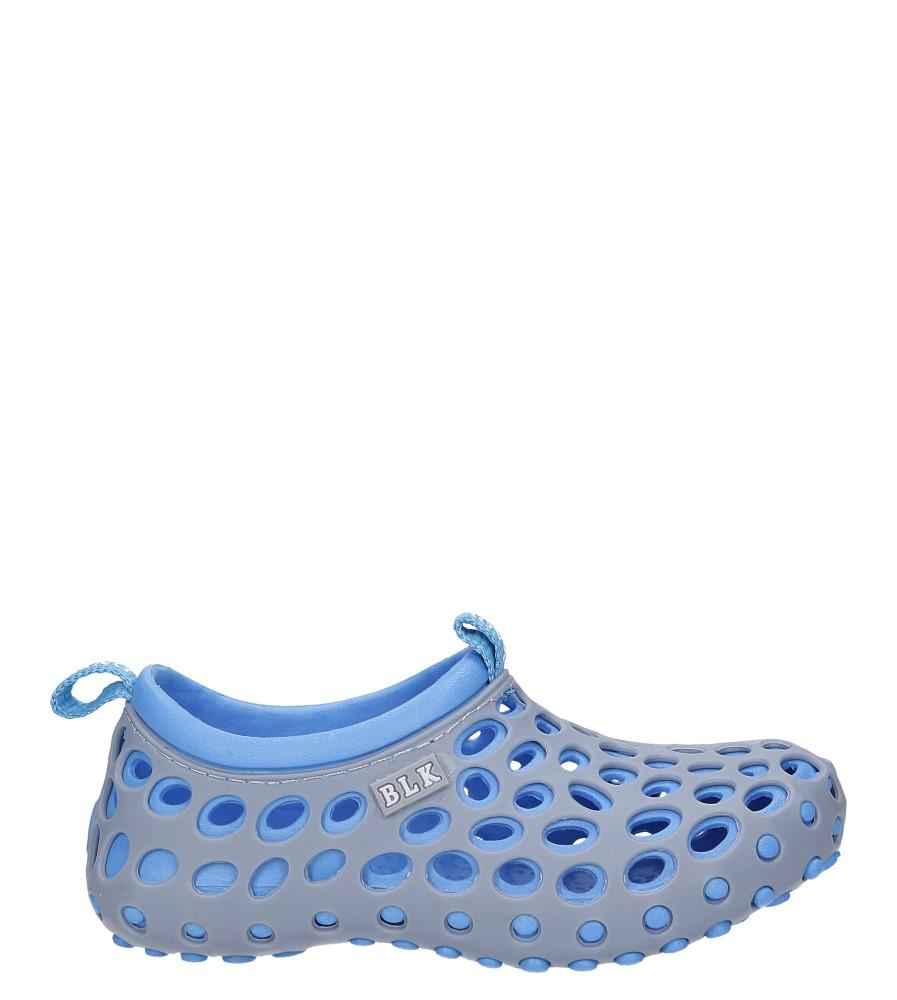 Szare buty do wody Casu 748