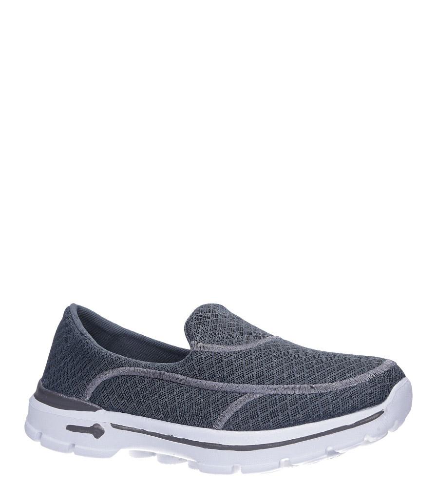 Szare buty sportowe Casu F6-6