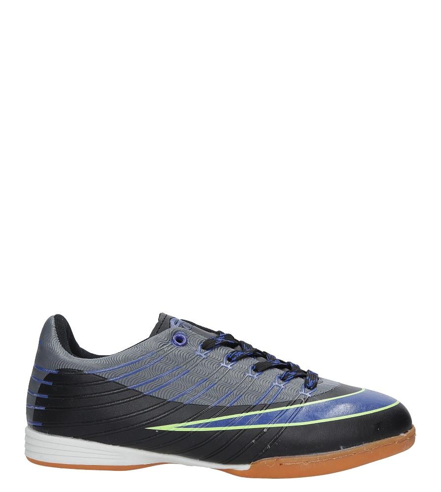Szare buty sportowe Casu LD285C-1/-3