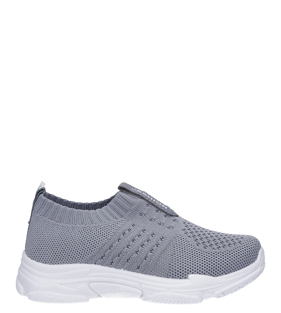 Szare buty sportowe Casu TZ2080