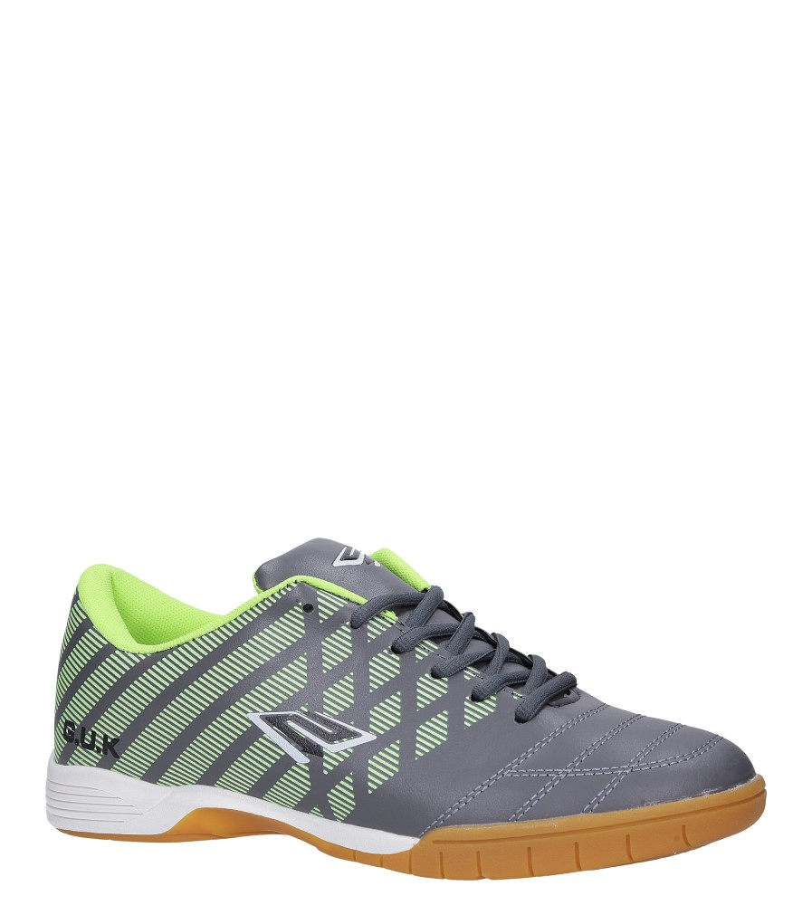 Szare buty sportowe halówki Casu A1713-3