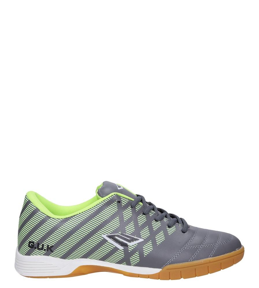 Szare buty sportowe halówki Casu A1713-3 model A1713-3