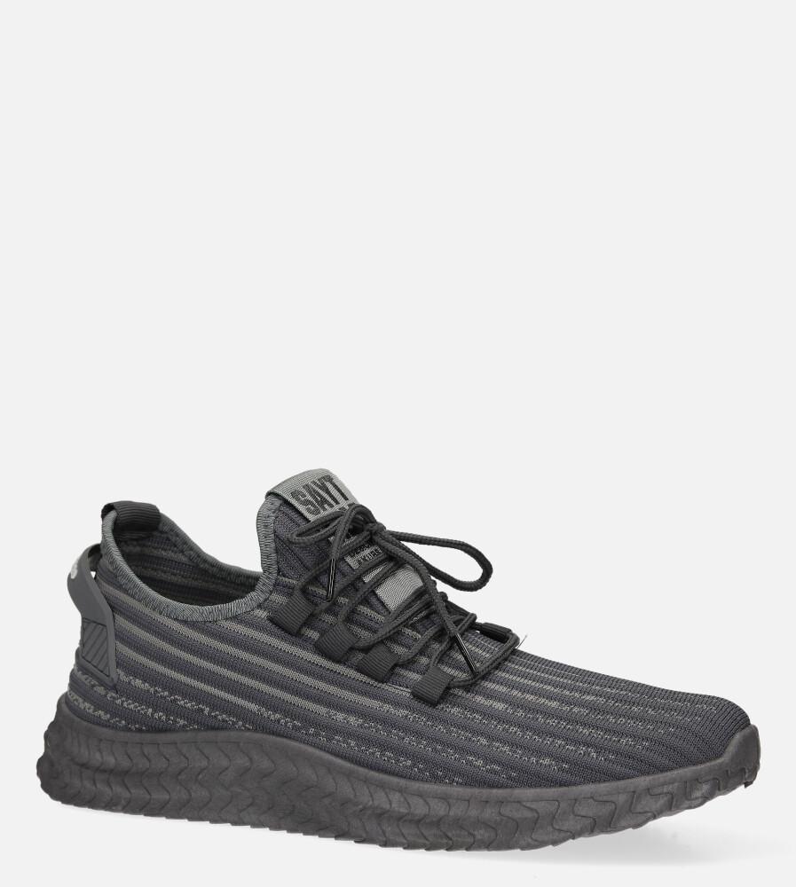 Szare buty sportowe sznurowane Casu 20A9/G  producent Casu