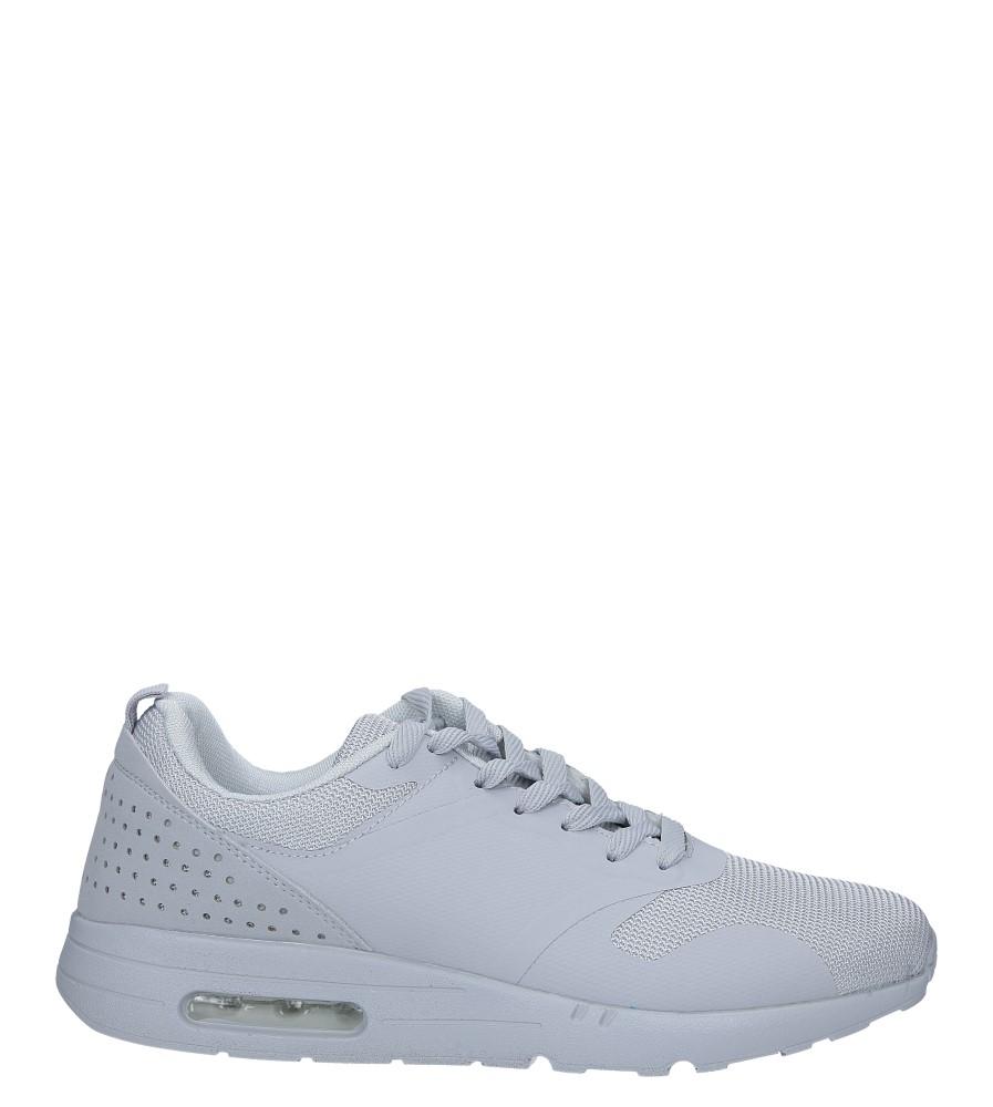 Szare buty sportowe sznurowane Casu A6031-6 model A6031-6