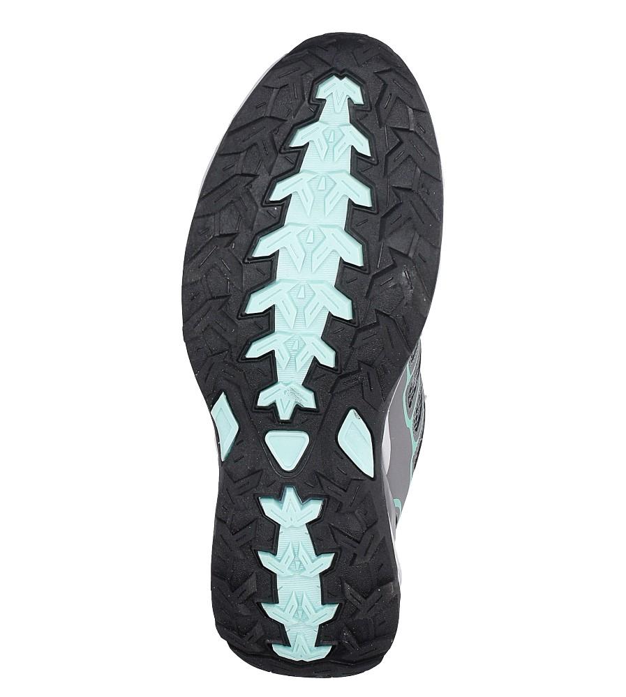 Szare buty sportowe sznurowane Casu A8702-3 wys_calkowita_buta 11 cm