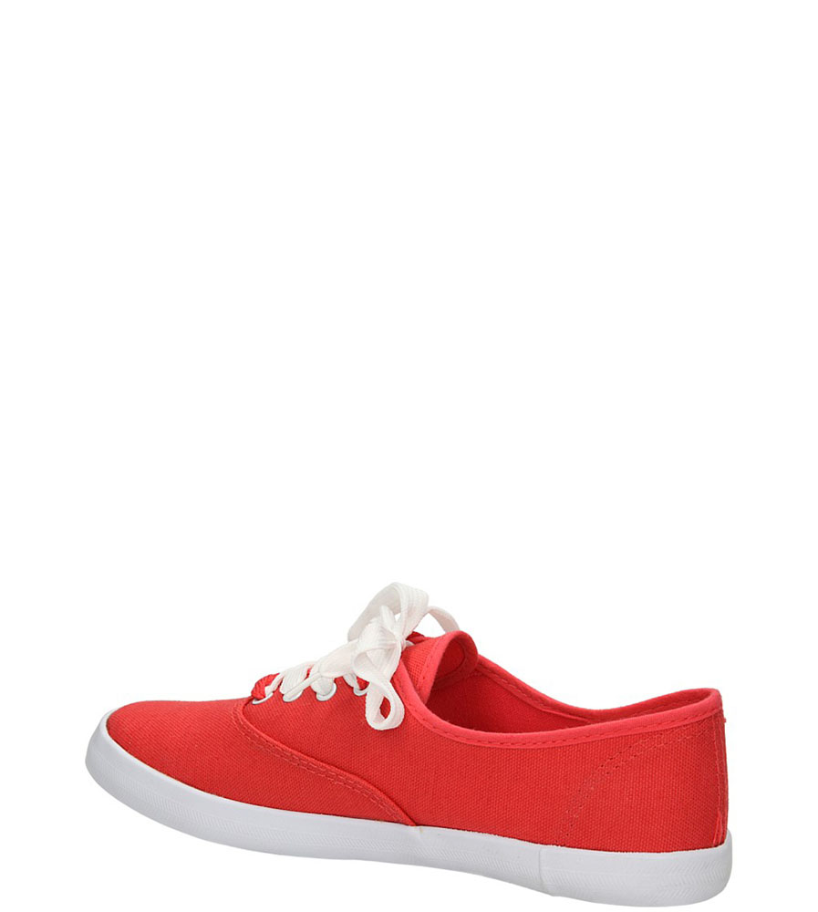 TRAMPKI AMERICAN LH-2013-61-9 kolor biały, czerwony