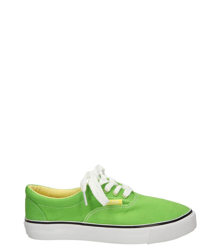 Damskie TRAMPKI CASU 412-12 zielony;;