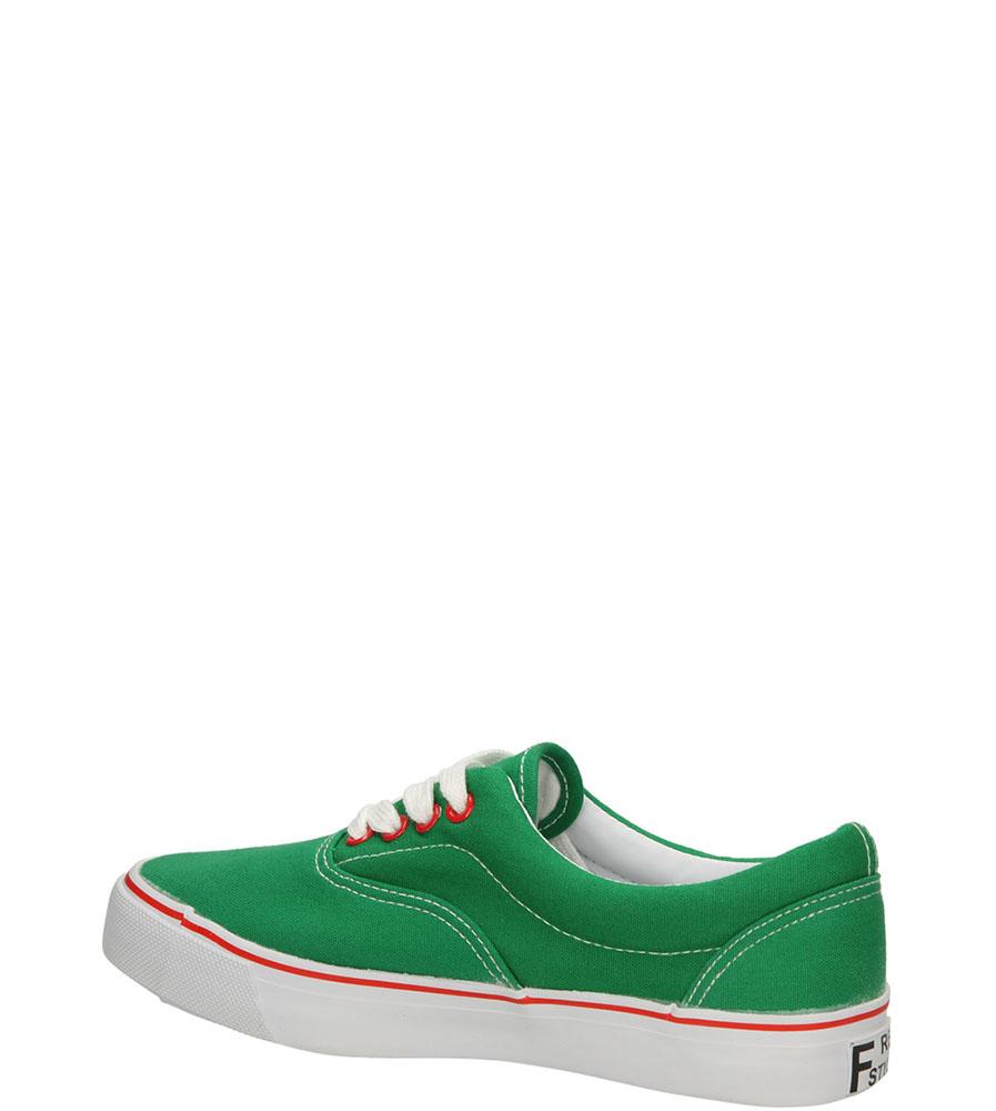 TRAMPKI CASU 412-12 kolor zielony