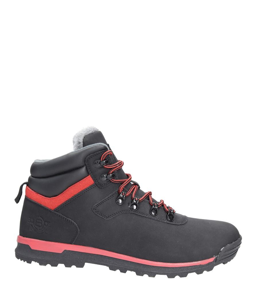 Męskie Trekkingowe Casu MXC7405-W czarny;;