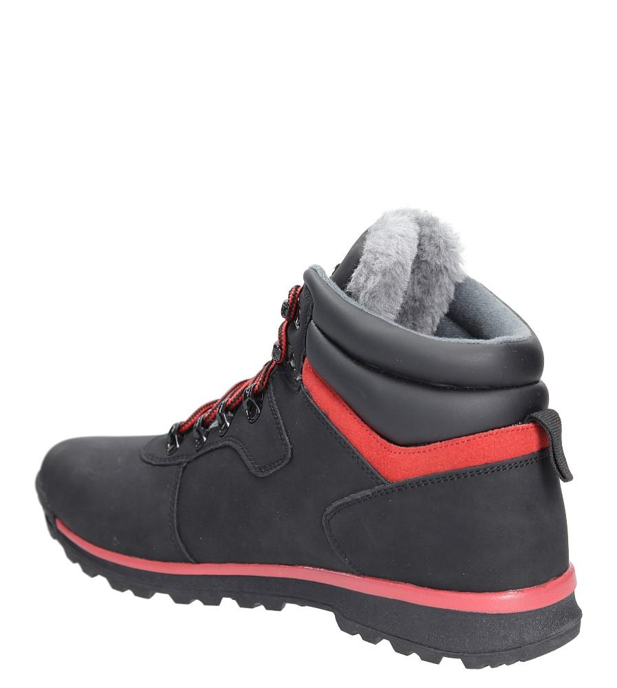 Trekkingowe Casu MXC7405-W kolor czarny