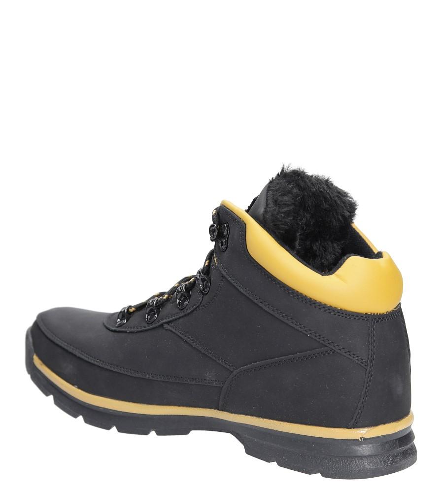 Trekkingowe Casu MXC7406-W kolor czarny