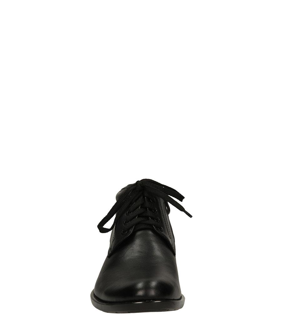TRZEWIKI WINDSSOR 502 kolor czarny