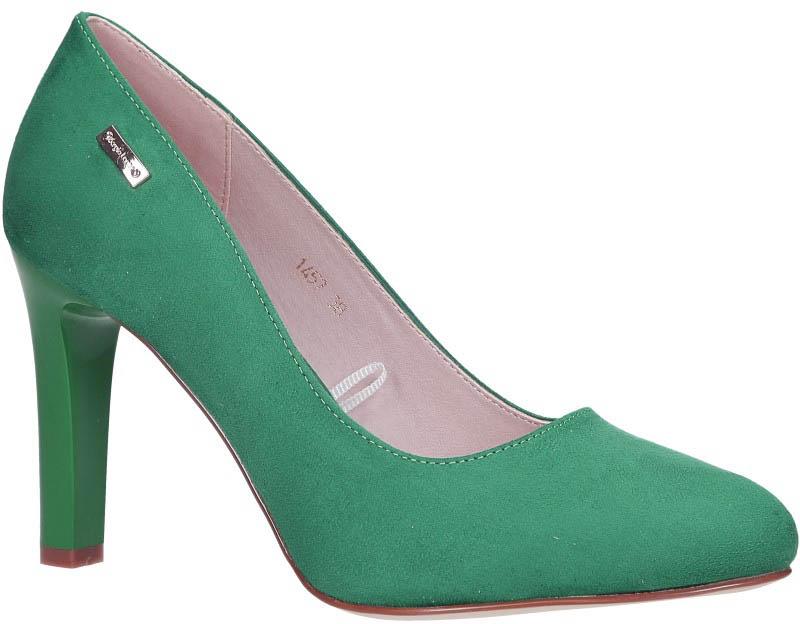 jasny zielony