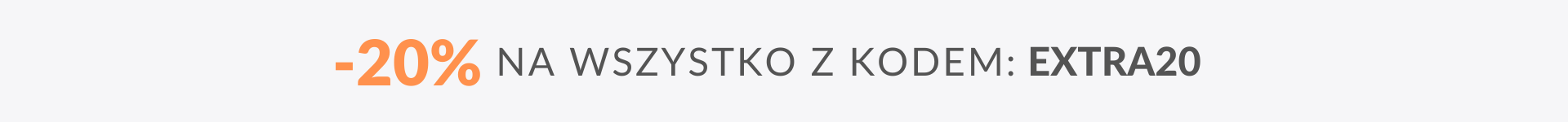 Przedłużamy! Kod rabatowy EXTRA20 - Buty dla całej rodziny - kolekcja wiosna lato 2021 - tylko na casu.pl