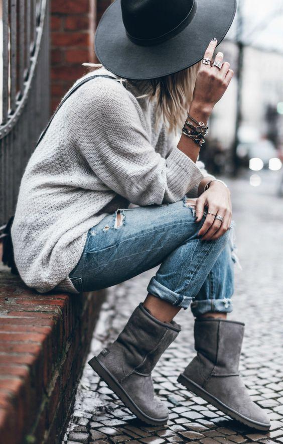 buty na zimę blog Casu