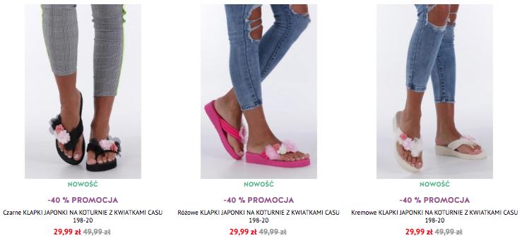 tanie-klapki-damskie-promocja-sklep-casu