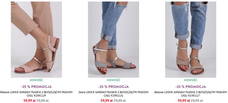 tanie-sandały-damskie-promocja-sklep-casu
